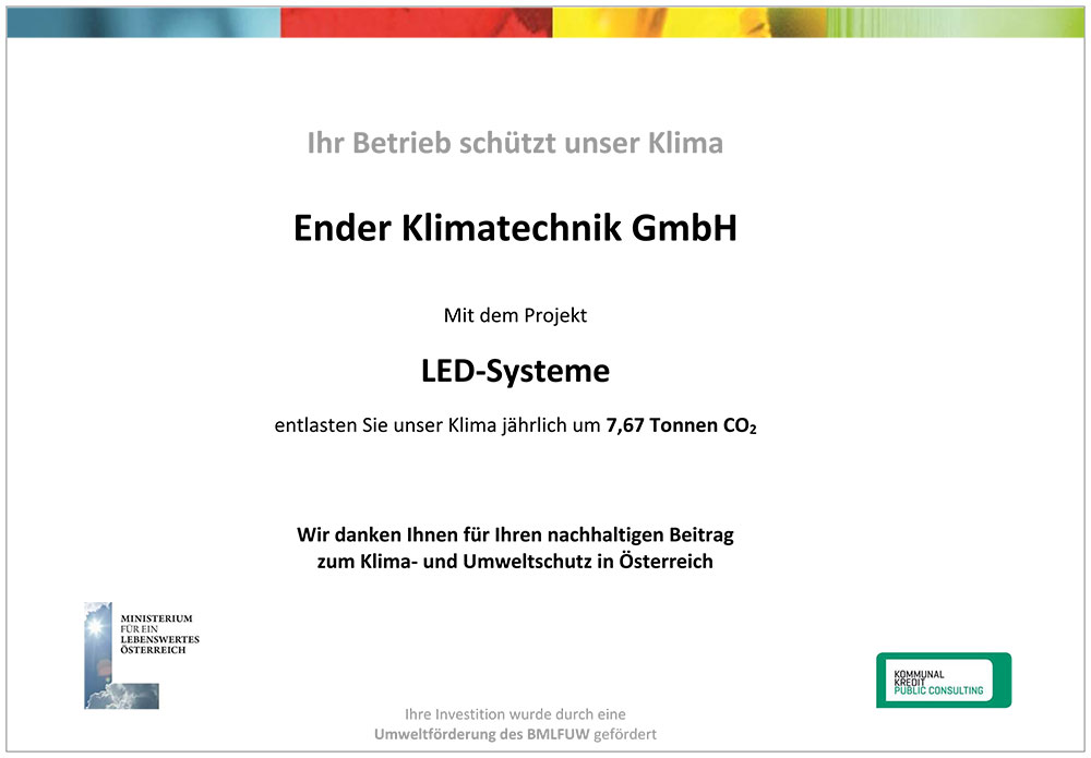 LED Systeme